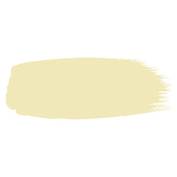 Little Greene verf kwaststreek van kleur WHITE LEAD - DEEP (171)