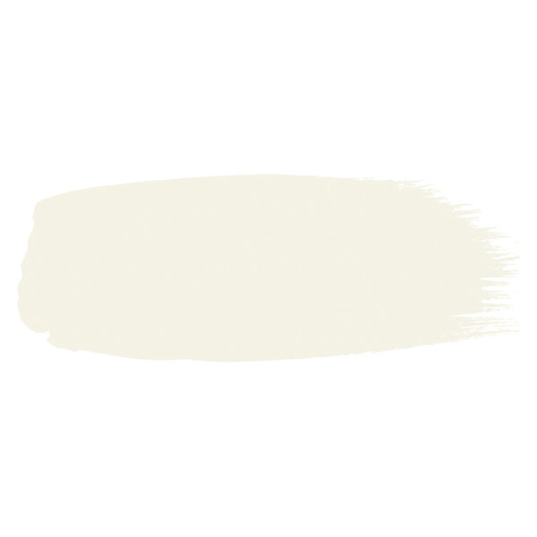 Little Greene verf kwaststreek van kleur WHITENING (41)