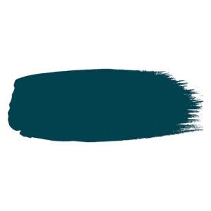 Little Greene verf kwaststreek van kleur MARINE BLUE (95)