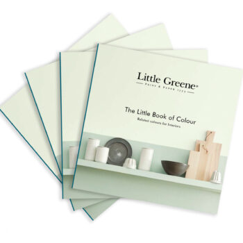 Boekje 'The Little Book of Colour'