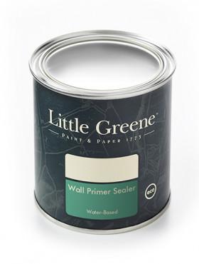 Little Greene verf swatch van kleur WHITE ()