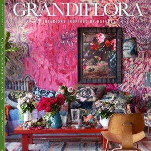 """Boek cover van Claire Bingham titel """"Grandiflora"""""""