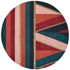 vloerkleed Sahara Burgundy uit de TED BAKER LONDEN-collectie van Ted Baker Londen