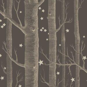 Behang Woods & Stars uit de Whimsical-collectie van Cole & Son