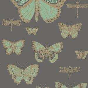 Behang Butterflies & Dragonflies uit de WHIMSICAL-collectie van Cole & Son