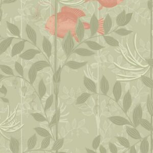 Behang Nautilus uit de WHIMSICAL-collectie van Cole & Son