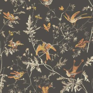Behang Hummingbirds uit de Icons-collectie van Cole & Son