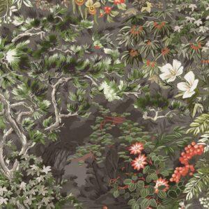 Behang Woodland uit de BOTANICAL BOTANICA-collectie van Cole & Son