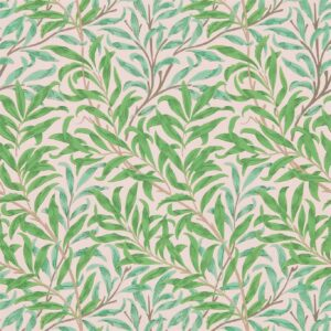 Behang Willow Bough uit de QUEEN SQUARE WALLPAPERS-collectie van Morris & Co.