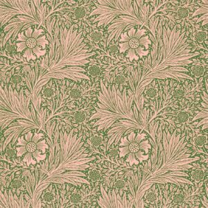 Behang Marigold uit de QUEEN SQUARE WALLPAPERS-collectie van Morris & Co.