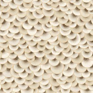 Behang Ecailles uit de UN MONDE PARFAIT-collectie van Lelievre voor Lièvre