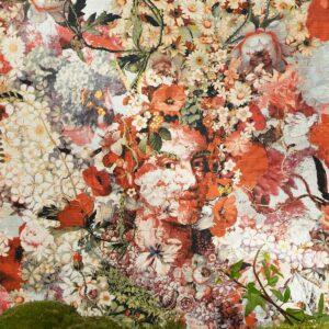 Behang Celebration uit de UN MONDE PARFAIT-collectie van Lelievre voor Lièvre