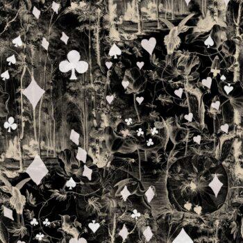 Behang Beriba uit de POP ROCK-collectie van Lelievre voor Lièvre