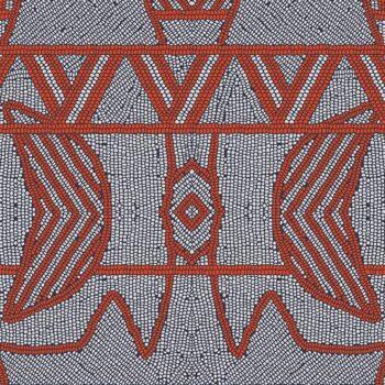 Behang Empire uit de Paleo-collectie van Arte