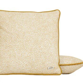kussen Pastille Dore uit de VOYAGES VOYAGES-collectie van Jean Paul Gaultier