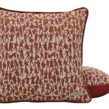kussen Show Terracotta van Jean Paul Gaultier