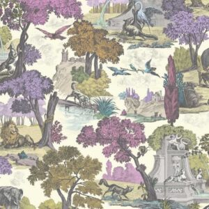 Behang Versailles Grand uit de FOLIE-collectie van Cole & Son