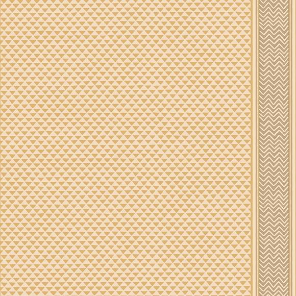 Behang Puck Stripe uit de MAGIC GARDEN-collectie van Au Fil des Couleurs