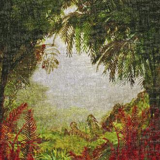 Behang Jungle Fever uit de PANORAMIQUE-collectie van Élitis