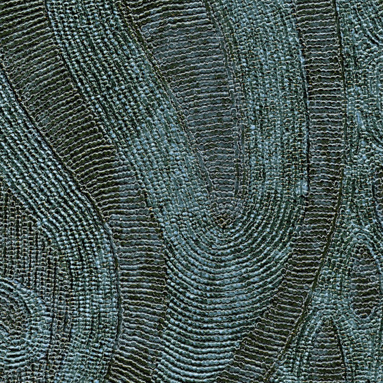 Behang Tourmaline uit de Perles-collectie van Élitis