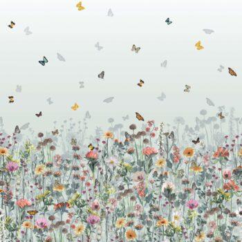 Behang Deya Meadow uit de DAYDREAMS-collectie van Osborne & Little