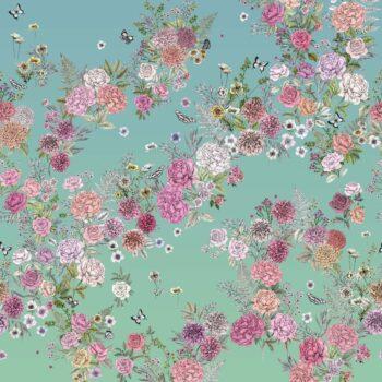 Behang Skye's Garden uit de DAYDREAMS-collectie van Osborne & Little
