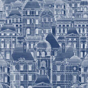 Behang Louvre uit de ECLECTIC-collectie van Mind The Gap