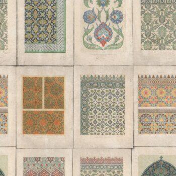 Behang Arabesque uit de ECLECTIC-collectie van Mind The Gap