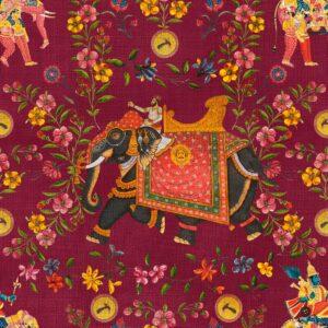 Behang Aristocracy uit de WORLD OF FABRICS-collectie van Mind The Gap
