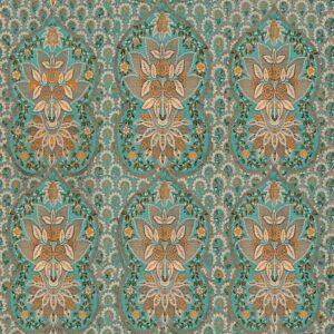 Behang Floral Tapestry uit de WORLD OF FABRICS-collectie van Mind The Gap