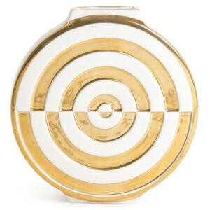 vaas Futura Bullseye Vase van Jonathan Adler 23148-sale