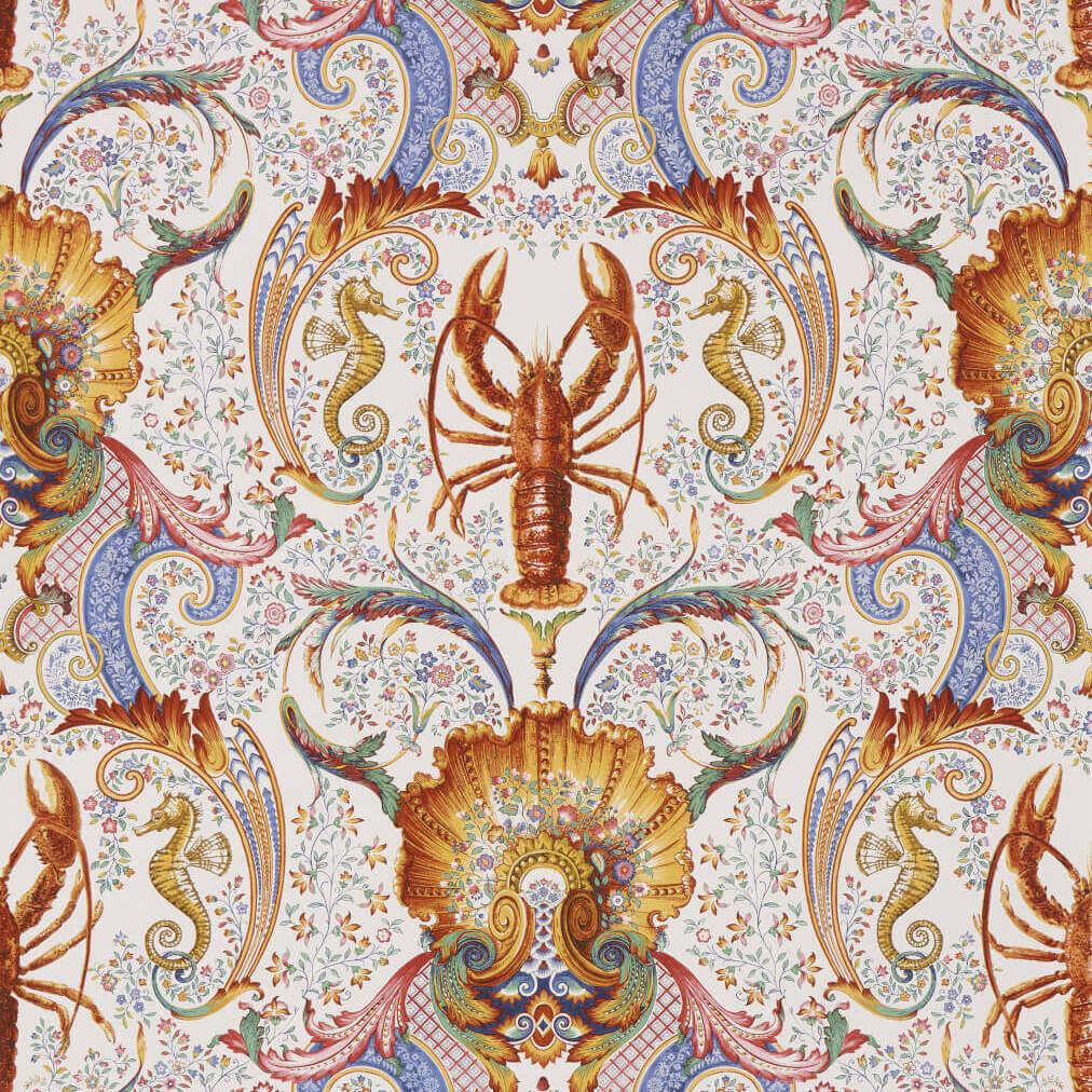Behang Origine uit de -collectie van Pierre Frey