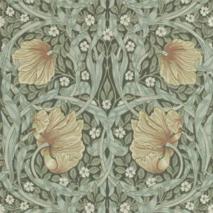 Behang Pimpernel uit de COMPILATION WALLPAPER-collectie van Morris & Co.