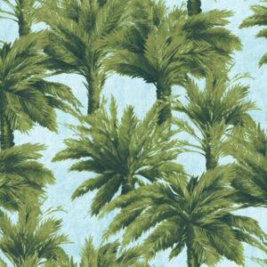 Behang Mauritius uit de LES DESSINS -collectie van Pierre Frey