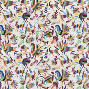 Behang Otomi uit de JUNGLE-collectie van Pierre Frey