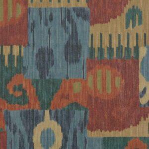 Behang Bella Coola uit de GRAND CANYON-collectie van Pierre Frey