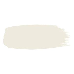 Little Greene verf kwaststreek van kleur Green Stone-Pale (268)