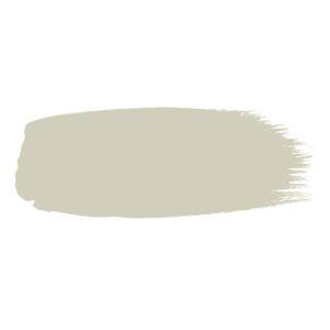 Little Greene verf kwaststreek van kleur Green Stone (270)