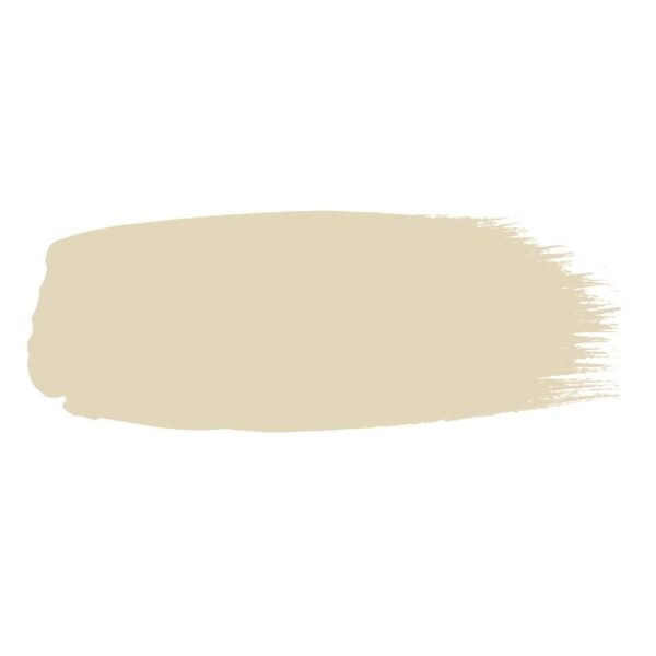 Little Greene verf kwaststreek van kleur Travertine-Mid (273)