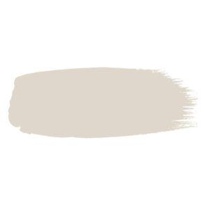 Little Greene verf kwaststreek van kleur Portland Stone-Light (281)