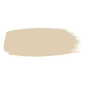 Little Greene verf kwaststreek van kleur Travertine (319)