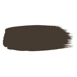 Little Greene verf kwaststreek van kleur Elysian Ground (320)