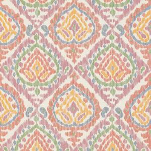 Behang Kilim uit de Veranda-collectie van Pierre Frey