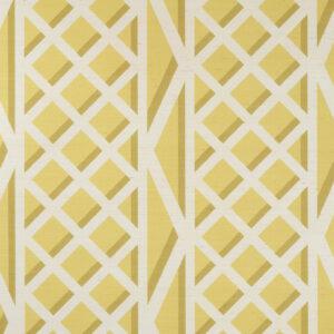 Behang Treillage uit de Veranda-collectie van Pierre Frey