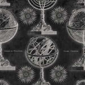 Behang Armillary uit de Discovery-collectie van Mind The Gap