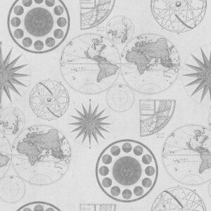 Behang Navigation uit de Discovery-collectie van Mind The Gap