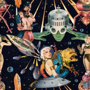 Behang Other World uit de Eclectic-collectie van Mind The Gap