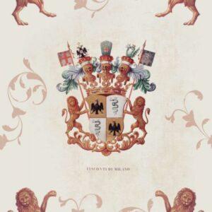 Behang Heraldry uit de Eclectic-collectie van Mind The Gap