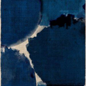 Behang Indigo Marvel uit de Dutch Blauw-collectie van Mind The Gap