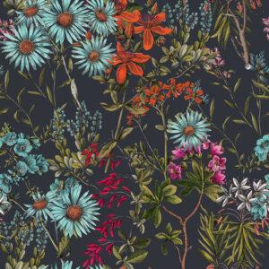 Behang Summerish uit de Hippie Spirit-collectie van Mind The Gap